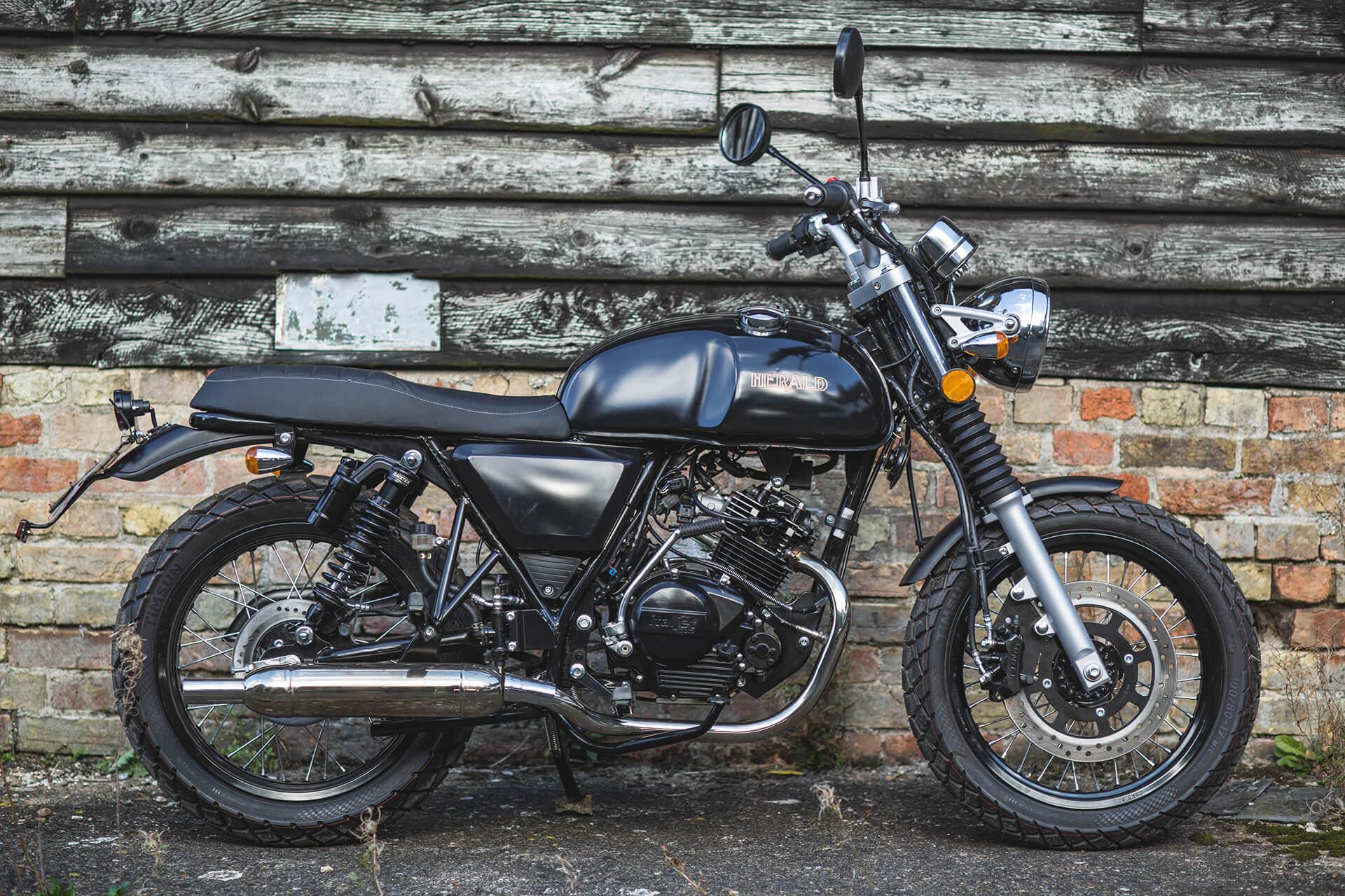 Maverick motorcycle