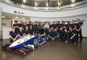 Automotive: OBR 17 team