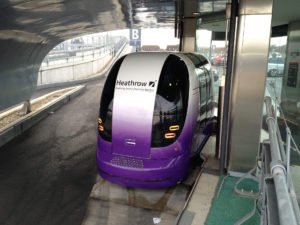 Heathrow Rapid Transit Pod