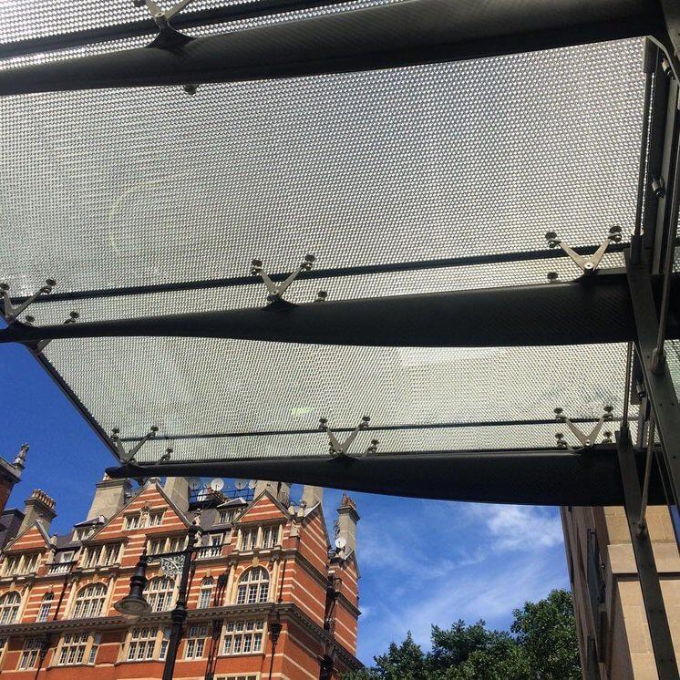 The Berkeley Hotel canopy