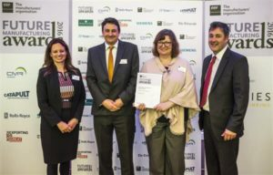 South East EEF Award Business Growth 2016