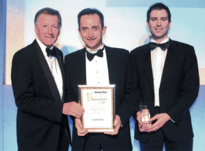 Hunts Post Business Person Award 2011