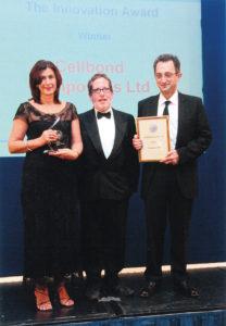 Innovation Award 2005