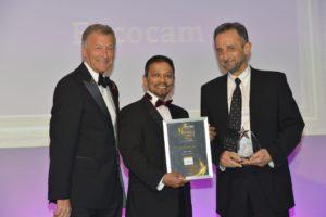 Hunts Post Bus Award 2014