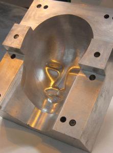 Headform mould