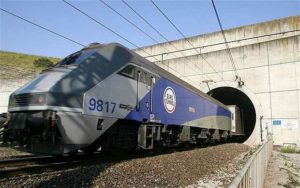 Eurotunnel shuttle rail industry