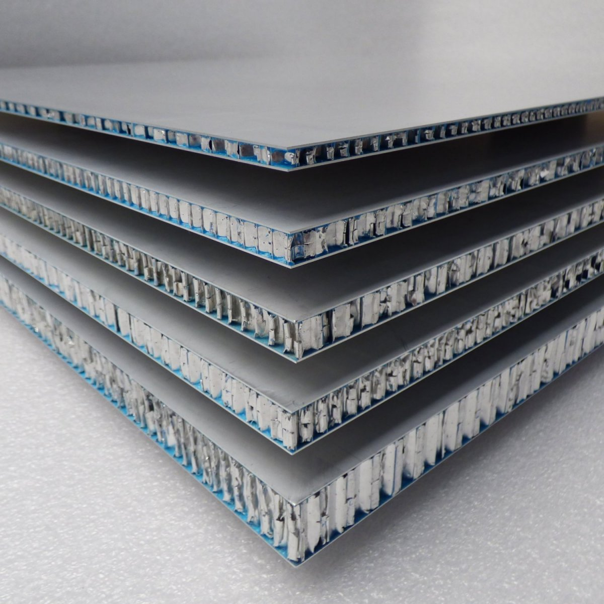 aluminium honeycomb composite panels