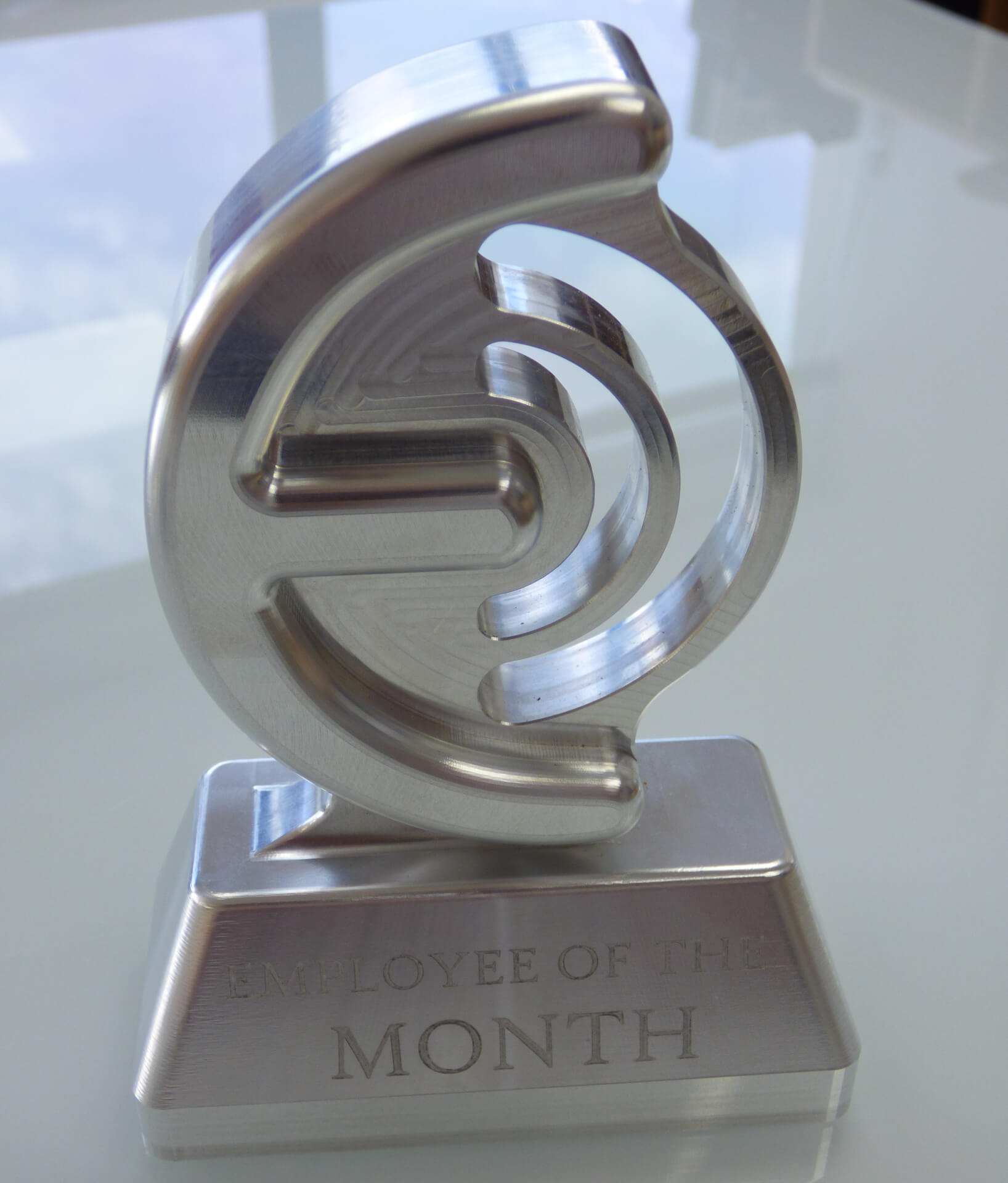 Employer of Month award