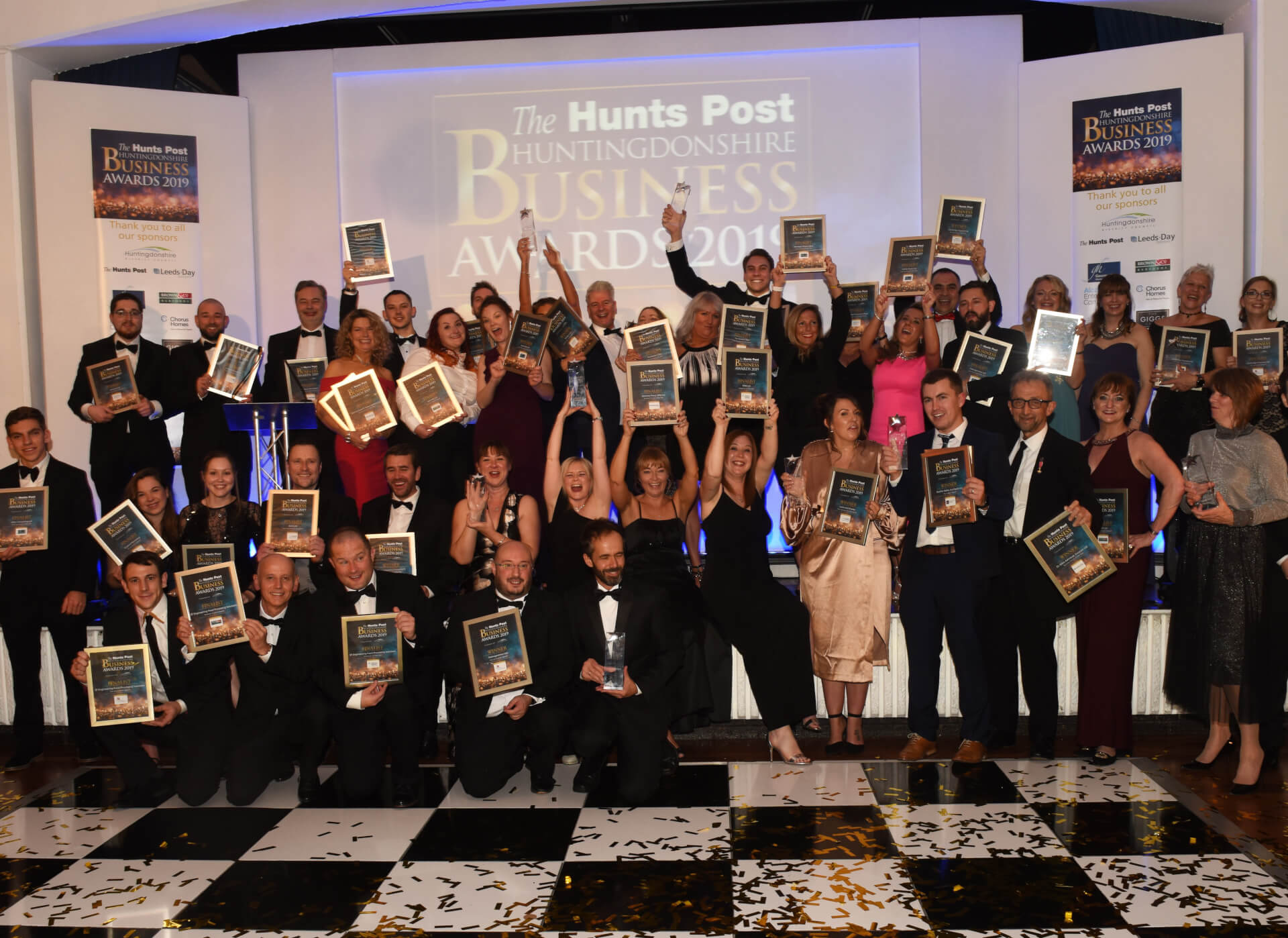 The Hunts Post Business Awards 2019 Winners