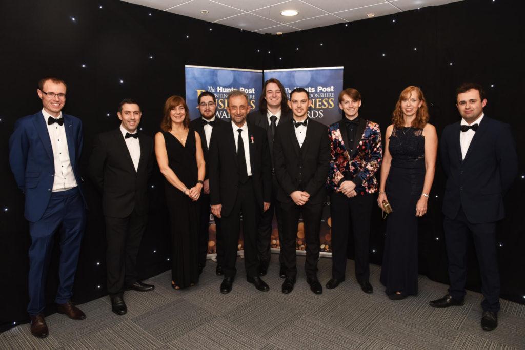 Hunts Post Huntingdonshire Business Awards 2019
