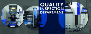 Quality Inspection Precision Engineered Parts